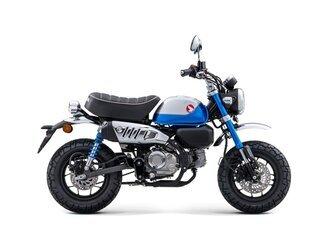 Honda Monkey 125 2022 -moottoripyörä
