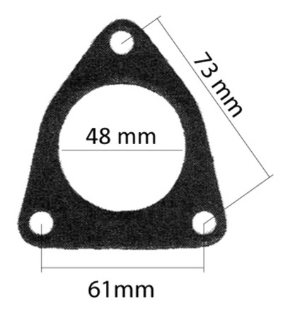 EXHAUST GASKET POLARIS