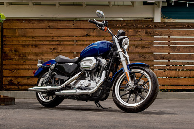H-D SPORTSTER 883 SUPERLOW 2020