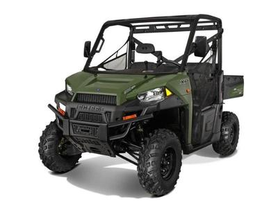 POLARIS RANGER XP 900 EPS 4X4 TRAKTORI 2018