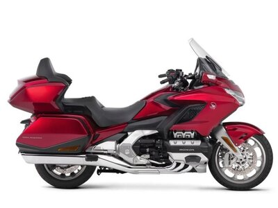 HONDA GOLDWING 1800 MANUAL 2021