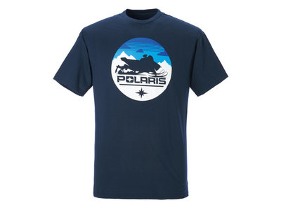 POLARIS CIRCLE SLED TEE