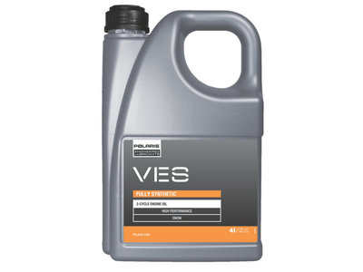 POLARIS VES 4 LITRAN KANNU SYNTH 2T OIL (2877888 501322 502077)