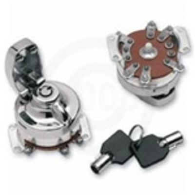 IGNITION SWITCH, ELECTRONIC, ROUND KEY