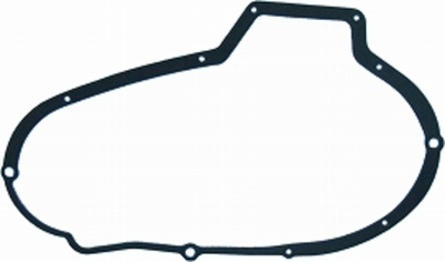 JAMES GASKETS, PRIMARY COVER. SILICONE = 34955-75