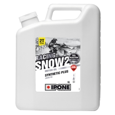 Ipone Snow Racing 2T Strawberry /4Litran kannu