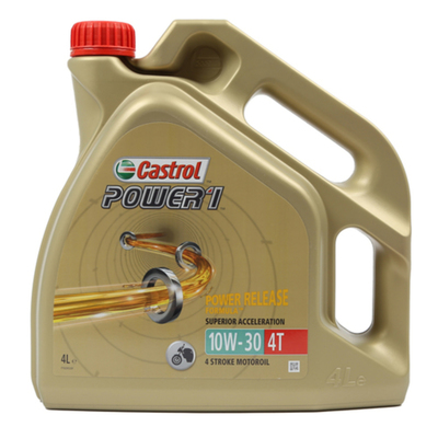 Castrol Power 1 4T 10W-30 (GPS) 4 L (10W30)