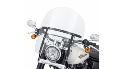 King-Size H-D® Detachables 18 in. Windshield