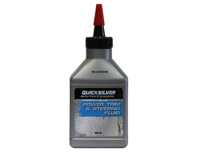 Power Trim and Steering Fluid, 236 ml