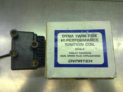 DYNA -TWIN FIRE- COIL. 4 OUTLETS