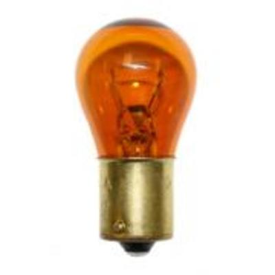 LIGHTBULB TURN SIGNAL, SINGLE FIL. AMBER