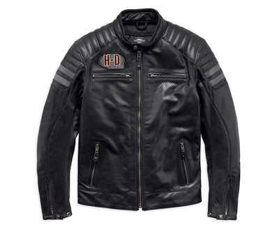 JACKET-HUTTO,PPE,LEATHER