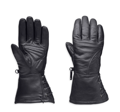 GLOVE-GAUNTLET,FALLACY,BLK