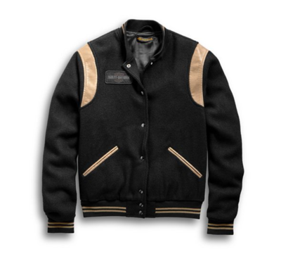 JACKET-WINGED LOGO VARSITY
