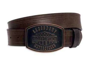 BELT-LEGENDARY,BROWN