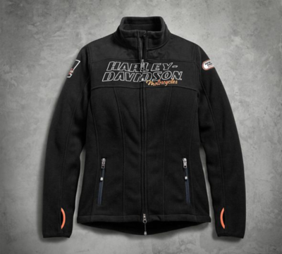 JACKET-HD RACING,FLEECE