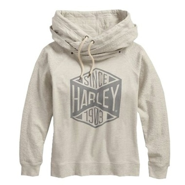 HOODIE-BL,PULLOVER,SINCE 1903,GREY