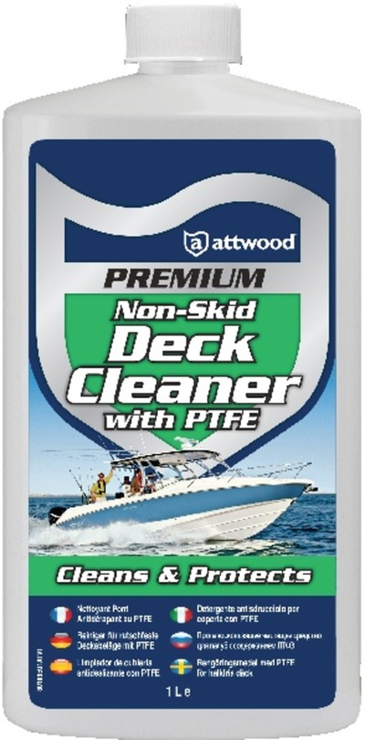 ATTWOOD Premium Non-Skid Deck Cleaner with PTFE 1000ml