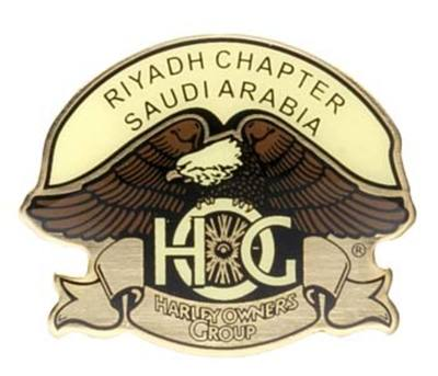 Chapter Specific Pin