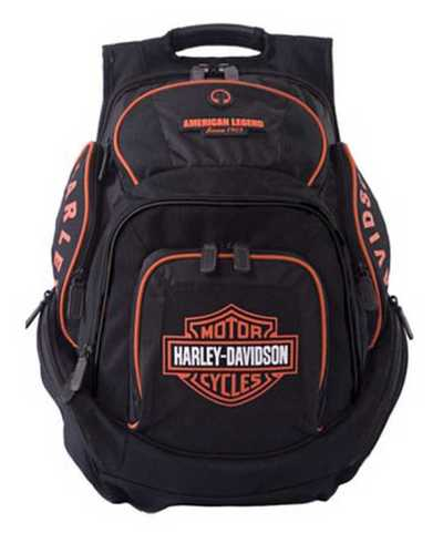 Mens Deluxe Backpack REPPU