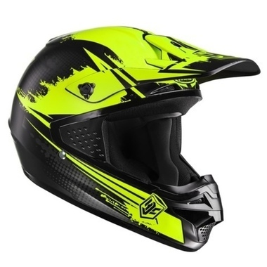 HJC  CS-MX ZEALOT MC-3SF