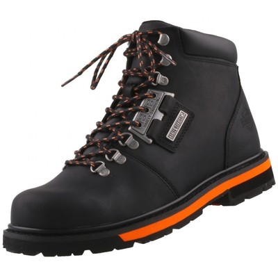 TEMPLIN BLACK/ORANGE