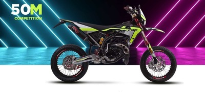 FANTIC COMPETITION 50 MOTARD 2020