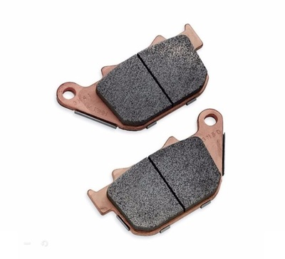 Original Equipment Rear Brake Pads ( 517733 MCS , EBC-FA387 )