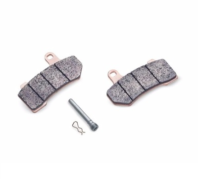 Original Equipment Front Brake Pads