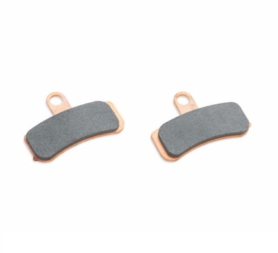 Original Equipment Front Brake Pads ( 231-HD15SA , 519583 MCS )