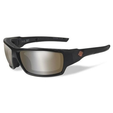 HD JET PPZ COPPER SILVER FLASH, GLOSS BLACK FRAME