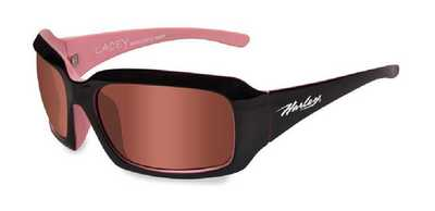 H-D LACEY CORAL PINK COTTON CANDY FRAME