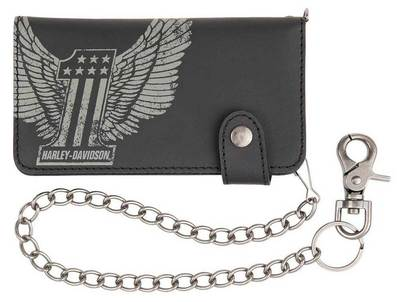 WINGER BIKER WALLET/CHAIN