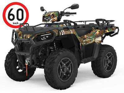 POLARIS SPORTSMAN 570 EFI EPS HUNTER SE T3B 2021