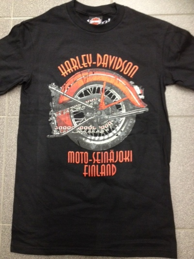 "LIMITED EDITION VINTAGE ""HELABELT"" DRIVE T-SHIRT"