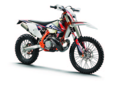 KTM 250 EXC TPi SIX DAYS  2020