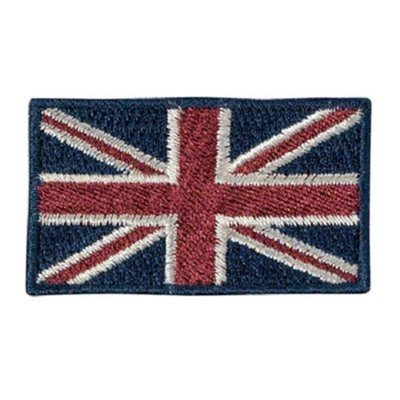 TRIUMPH UNION FLAG PATCH