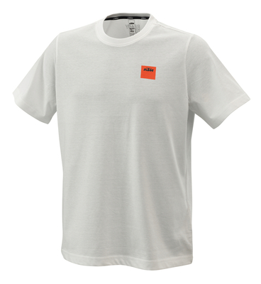 PURE RACING TEE WHITE