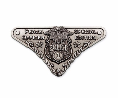Peace Officer Special Edition Medallion