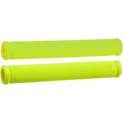 "ODI RUFFIAN SNOW 8"" GRIPS, Fluorescent Yellow"