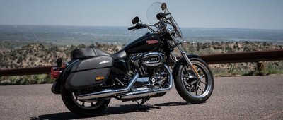H-D SPORTSTER SUPERLOW 1200T 2020