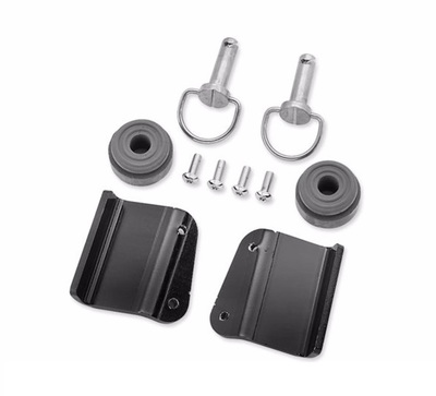 Saddlebag Hinge Stop Kit