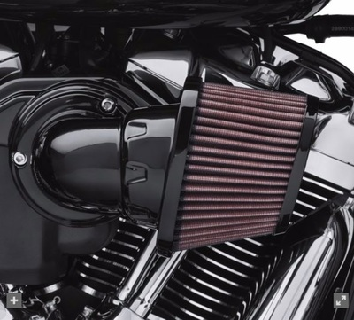 Screamin Eagle Heavy Breather Air Cleaner - Milwaukee-Eight Engine
