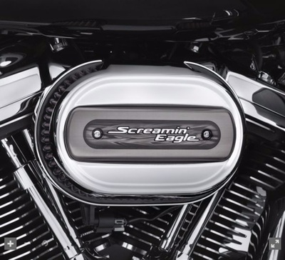 Screamin Eagle Ventilator Air Cleaner Kit -Milwaukee-Eight Engine