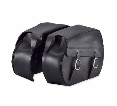 Sportster Leather Saddlebags