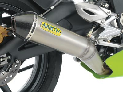 ARROW 3 INTO 1 EXHAUST SYSTEM