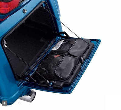 Trike Trunk Door Organizer