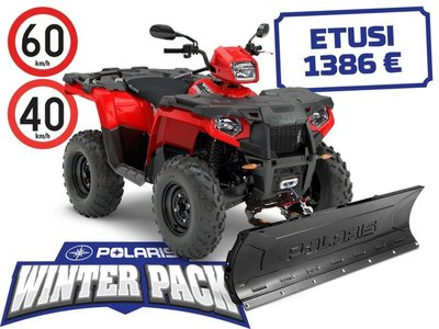 POLARIS SPORTSMAN 570EFI EPS WINTERPACK 2019