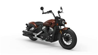 "INDIAN SCOUT BOBBER 20""  1130 cc 2020"