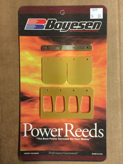 BOYESEN Power reed, 557E